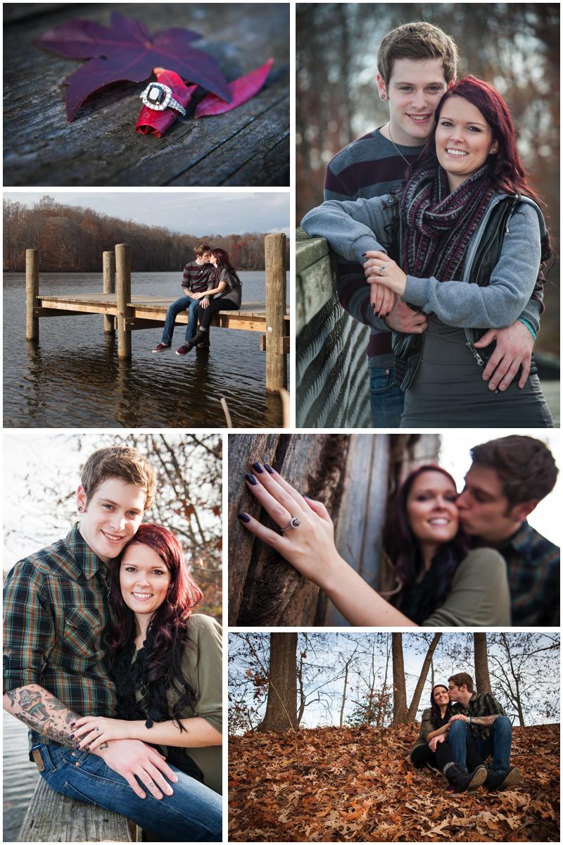 Mike & Melissa Pile 2