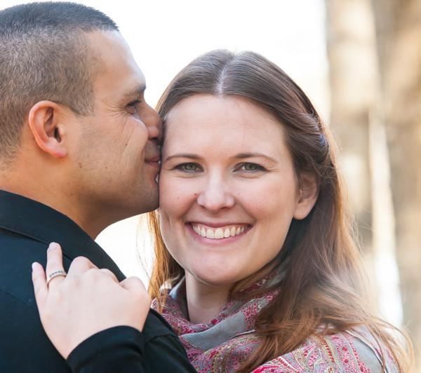 Elizabeth & Antonio's Couple Session