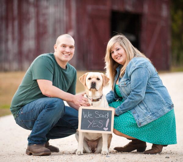 Kortney & Greg's Engagement Session: Maryland Wedding Photographer