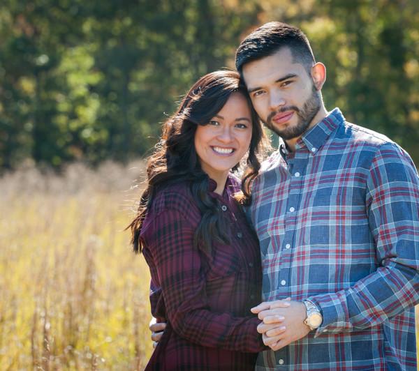 Victoria & Joey's Engagement Session: Maryland Wedding Photographer