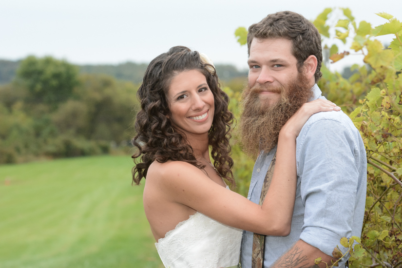 Chrissy & Ben's Dejon Vineyard Wedding