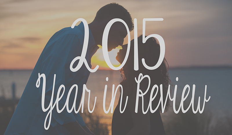2015, A Year in Review.