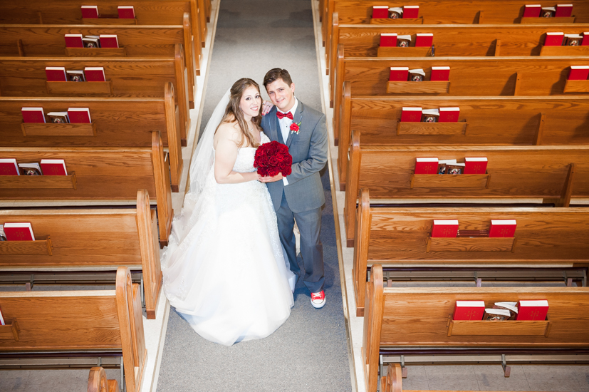 Sara & Dustin's Wedding