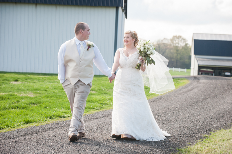 Kortney & Greg's Southern Maryland Wedding