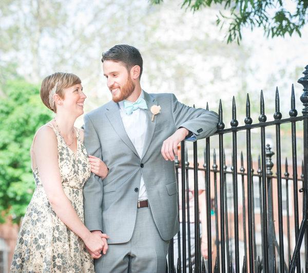 Natalie & Efrem's Annapolis Wedding