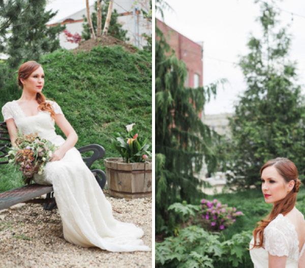 Boho DIY Northeast Wedding Inspiration
