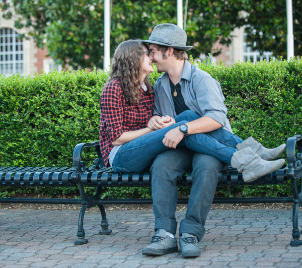 Sammie & Patrick's Southern Maryland Engagement Session