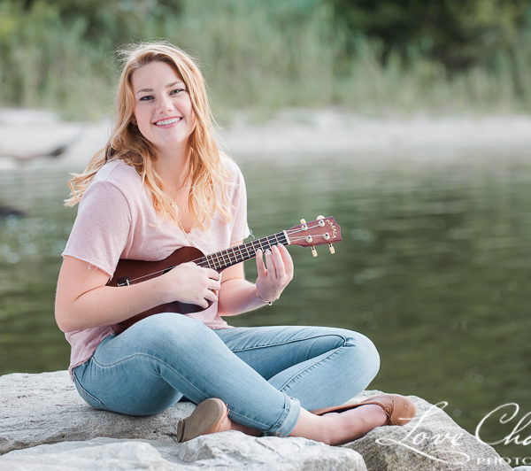 Haylee's Southern Maryland Senior Portrait Session