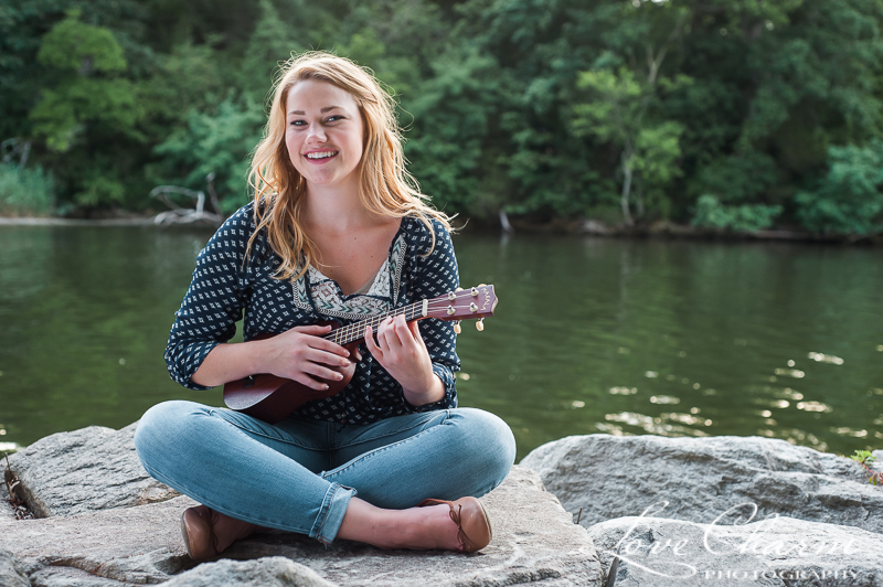Haylee's portrait session in SOMD at Greenwell State Park (Photos by Richie Downs).