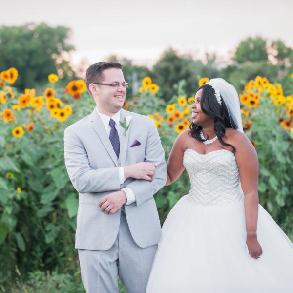 Precious and Dan's Maryland Vineyard Wedding