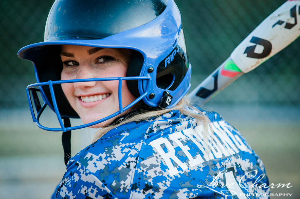 Hollywood, MD-September 6, 2016-Haylee's Softball Portraits. (Photos by Love Charm Photo)