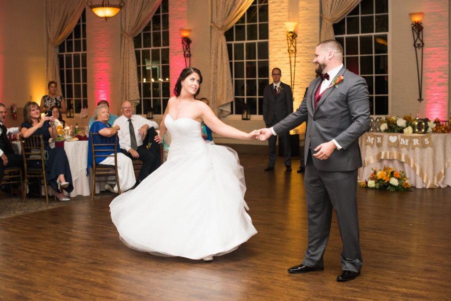 Amanda & Randy's Elegant Columbia Maryland Wedding