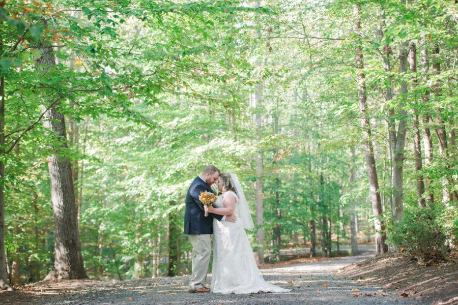 Hillary & David's Stevenson Ridge Wedding