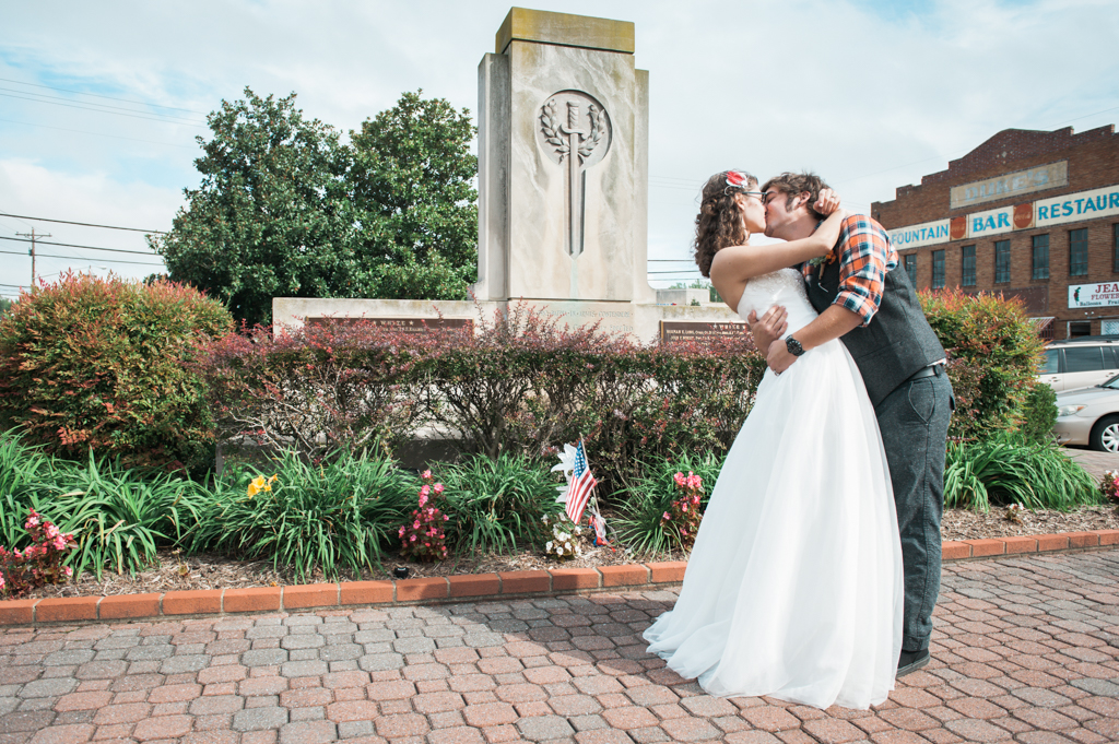 Leonardtown, MD- October 07, 2016-Sammie & Patrick are married at the Leonardtown Wharf. (Photos by Love Charm Photo)