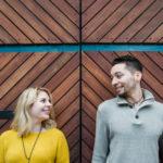 Alyssa & Gio's NYC Couple Session