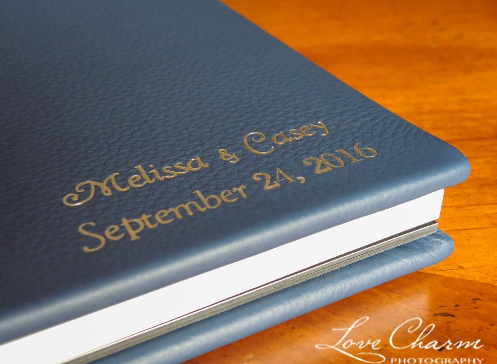 Melissa & Casey's Wedding Album