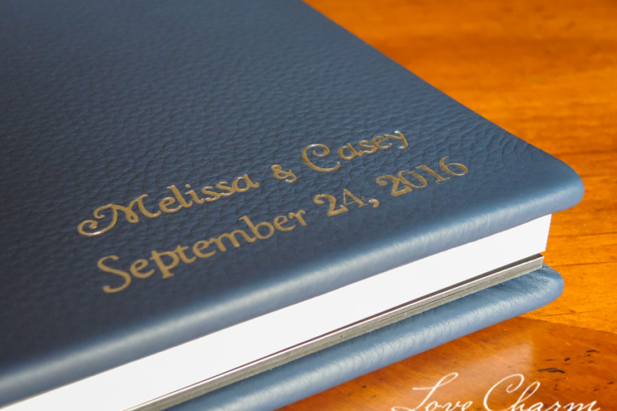 Melissa & Casey's Wedding Album