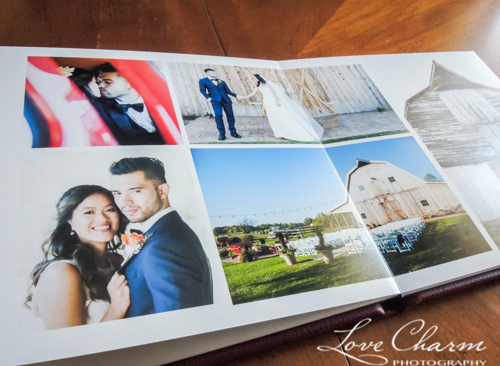Victoria & Joey's Wedding Album