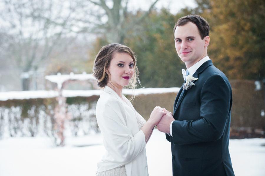 Emma & Joey's New York Winter Wedding