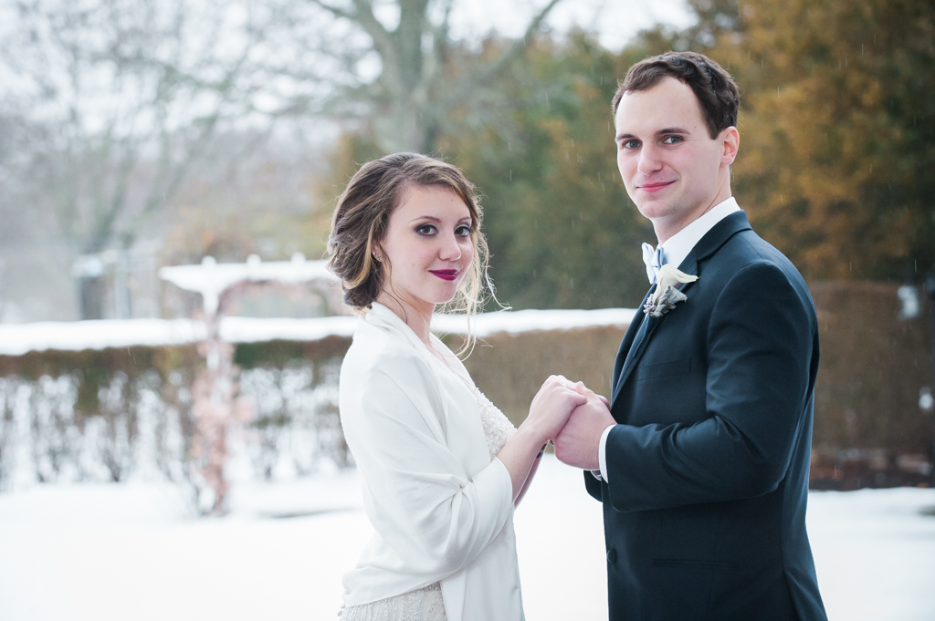 Emma & Joey's New York Winter Wedding