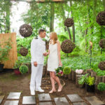 Maryland Zen Garden Wedding