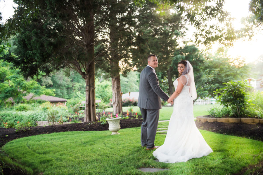 Jenna & Tony's Baltimore Wedding