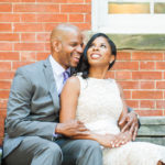Alonda & Byron's Downtown Annapolis Courthouse Wedding