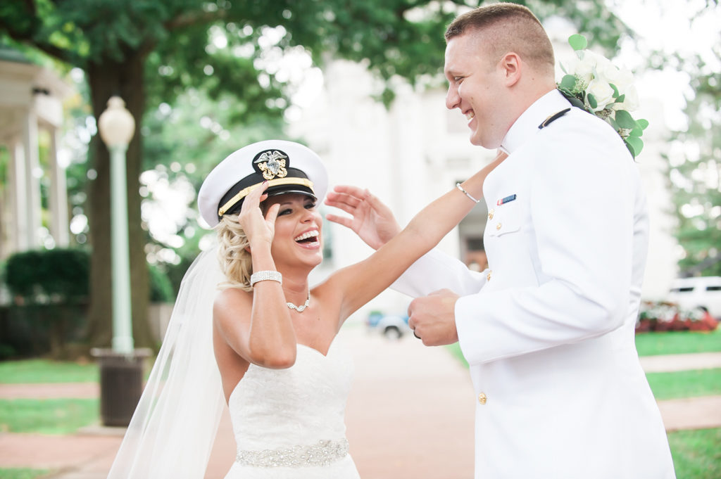 U S Naval Academy Wedding Angela Erickmaryland Photographer Love Charm Photo