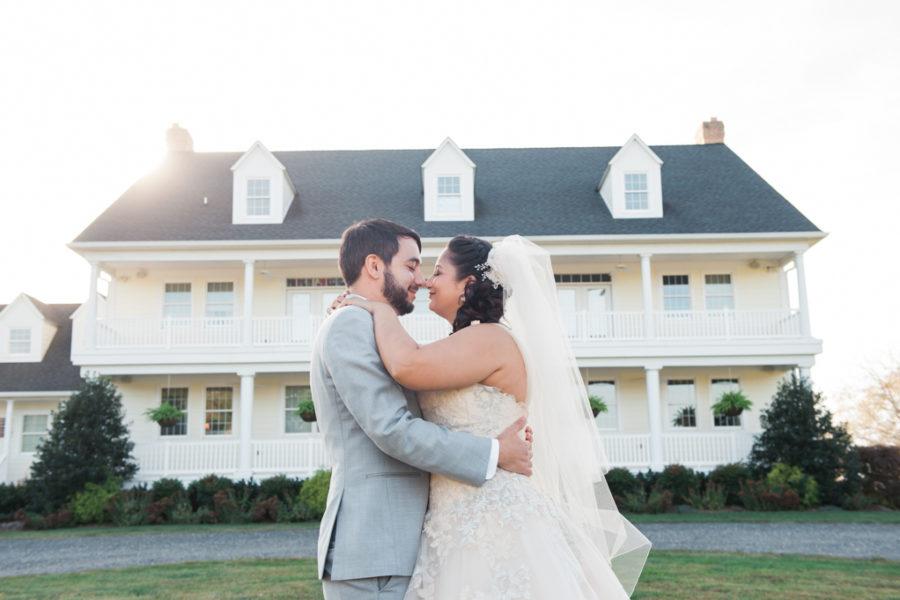 Heather & Christopher's Weatherly Farm Wedding