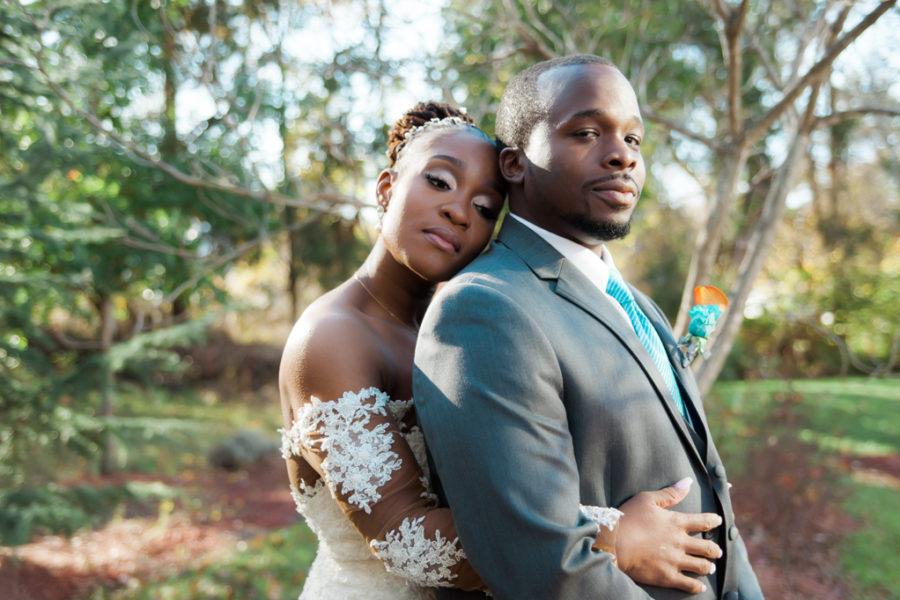 Udim & Adam's Nigerian American Wedding